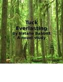 Tuck Everlasting: A Novel Study