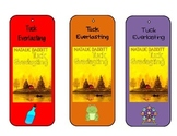 Tuck Everlasting Bookmarks