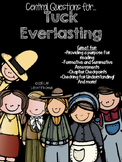 Tuck Everlasting Central Questions