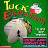 Tuck Everlasting by Natalie Babbitt: Circlebook Book Reports and Novel Unit