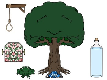 Tuck Everlasting Clip Art Set