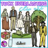 Tuck Everlasting clip art