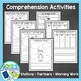 Tuck Everlasting Comprehension and Interactive Notebook Worksheets
