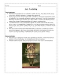 Tuck Everlasting Comprehension Questions or Quizzes