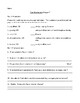 Tuck Everlasting Comprehension and Vocabulary Packet