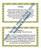 Tuck Everlasting Comprehension/Discussion/ELA Task Cards