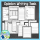 Tuck Everlasting Opinion Writing Task