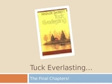 Tuck Everlasting- Daily Projects and Activities