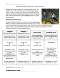 Tuck Everlasting Final Project - Sell the Spring Water - C