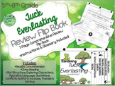 Tuck Everlasting-Reviewing Characters, Plot, Conflicts-{Flip Book}