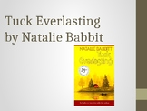 Tuck Everlasting Guided Read Aloud