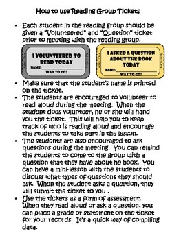 Tuck Everlasting Guided Reading Activity Packet