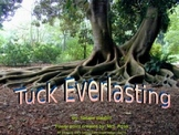 Tuck Everlasting Interactive Powerpoint