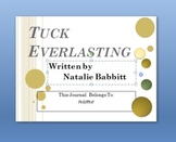 Tuck Everlasting Interactive Student PowerPoint Journal