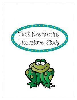 Tuck Everlasting Fantasy Literature Study