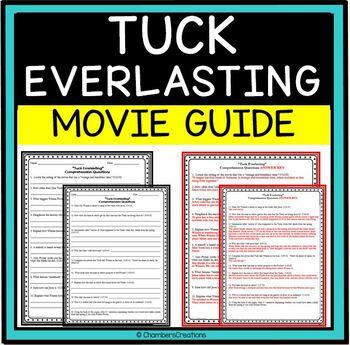 Tuck Everlasting- Movie Guide