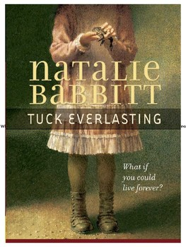 Tuck Everlasting Novel Comprehension Questions (Whole Book)
