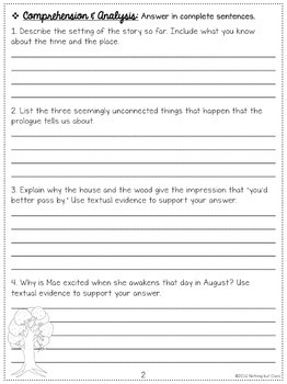Tuck Everlasting Book Units Teacher – webmart.me