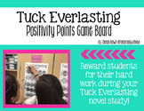 Tuck Everlasting Positivity Points Game Board