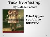 Tuck Everlasting Power Point