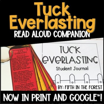 Tuck Everlasting Read Aloud Companion