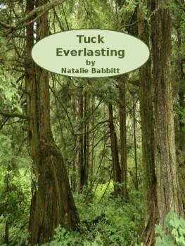 Tuck Everlasting:  Reading Checks