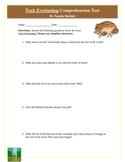 Tuck Everlasting Novel Unit Quiz