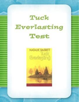 Tuck Everlasting Test
