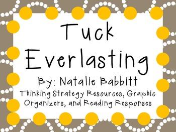 Tuck Everlasting by Natalie Babbitt: Character, Plot, Setting
