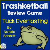 Tuck Everlasting by Natalie Babbitt Review Game