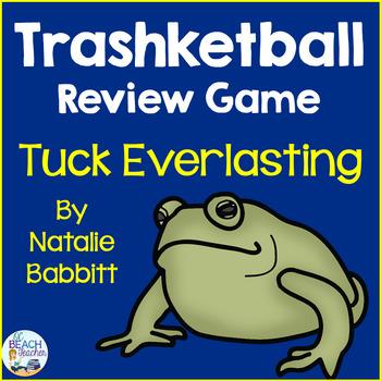 Tuck Everlasting by Natalie Babbitt Review Game