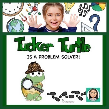 Tucker Turtle Bundle: Problem Solving & Social Skills