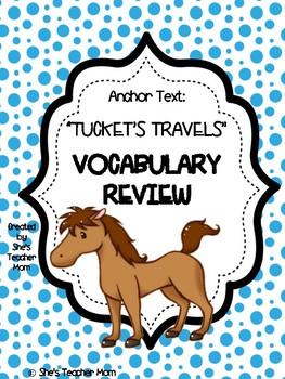 Tucket's Travels Fifth Grade:  (Journey's Vocabulary Supplement)