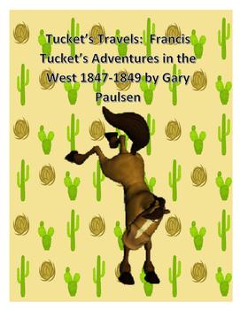 Tucket's Travels: Francis Tucket by Gary Paulsen
