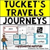Tucket's Travels | Journeys 5th Grade Unit 5 Lesson 21 Printables