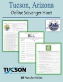 Tucson, Arizona - Online Scavenger Hunt