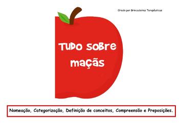 Tudo sobre maçãs