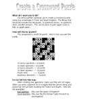 Tudor/Stuart Crossword Project