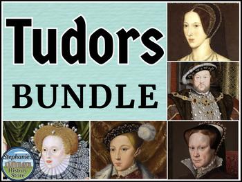 Tudors Activities Bundle