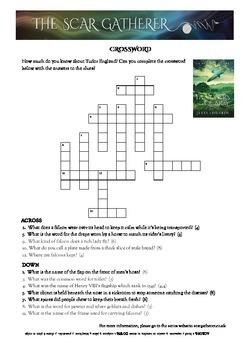 Tudors Crossword