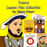 Tudors Lesson Plan Collection (England 1500s-1600s)