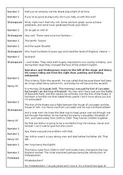 Tudors & Stuarts Assembly