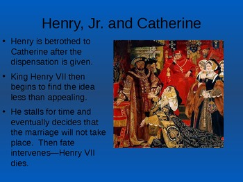 Tudors and English Reformation Complete