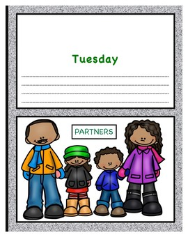 Tuesday Parent Notes