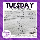 Tuesday Storybook Companion Pack