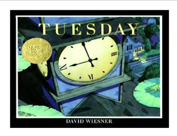 Tuesday by David Wiesner Activities