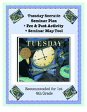 Tuesday by David Wiesner Socratic Seminar Plan + Extras