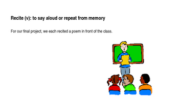 Tuesday of the Other June Vocabulary Code 6th Grade X Unit 1 Story 1