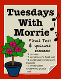 Tuesdays With Morrie: Final Test and Quizzes