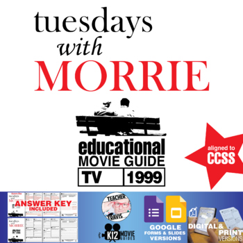 Tuesdays With Morrie Movie Guide | Questions | Worksheet (TV - 1999)